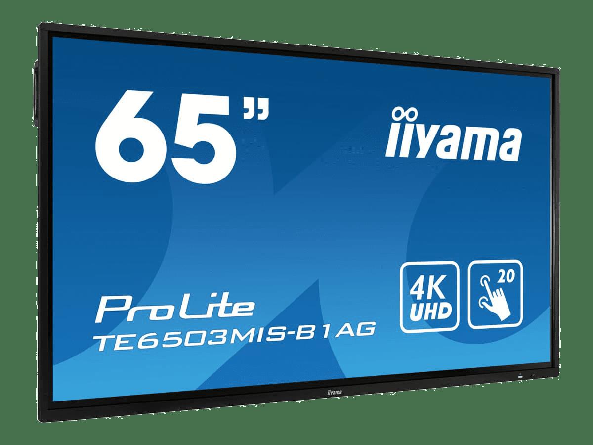Produkte für die Videokonferenz - 4K-Monitor mit Touch-Funktion