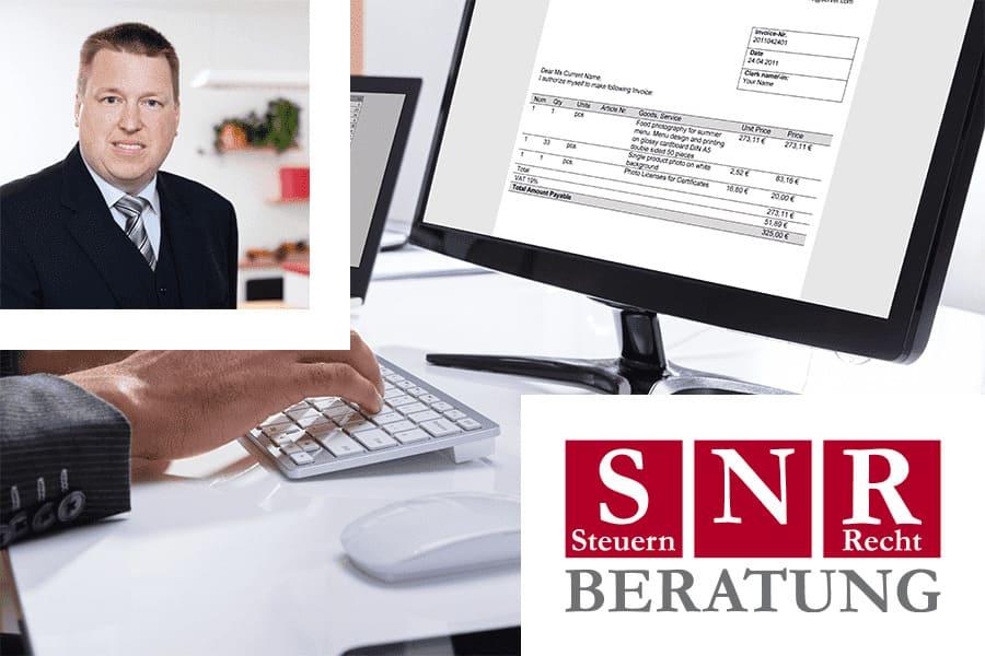 Kundenbewertung zur Einrichtung der Home Office Arbeitsplätze von SNR Beratung
