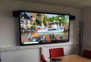 Digital Signage - Das digitale Schaufenster im Besprechungsraum