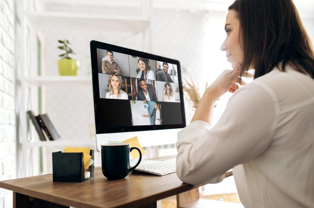 Die richtige Software für Videokonferenzen im Home Office